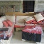 Muebles desmantelados DNCD