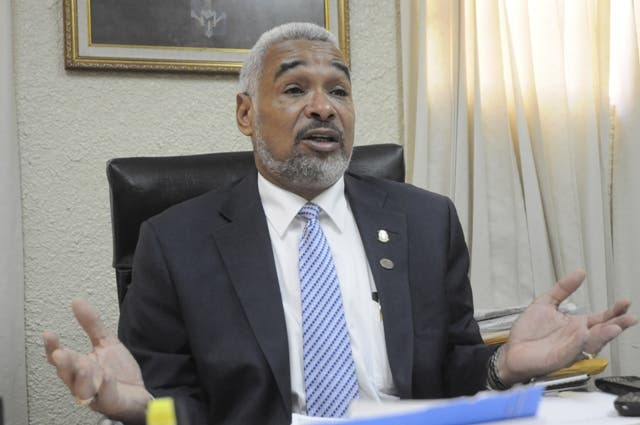 Resultado de imagen para Radhames Camacho, miembro del comite político del PLD