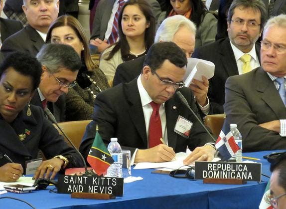 Canciller cree la OEA debe actualizarse