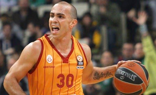 El baloncestista Carlos Arroyo. EFE.