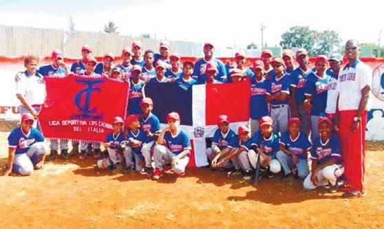 Liga Los cachorros del Italia viajará a Puerto Rico