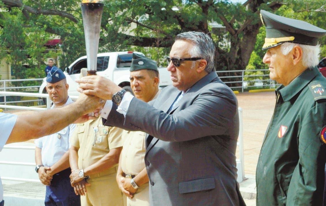 COD acoge penúltima parada fuego Juegos Militares de 2015