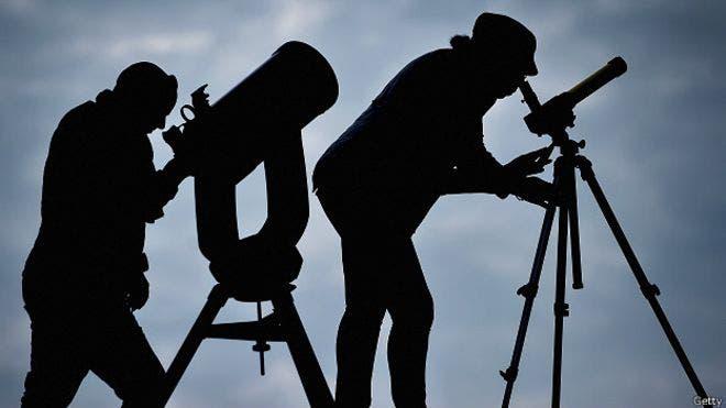Mañana podrá verse un eclipse total de superluna azul