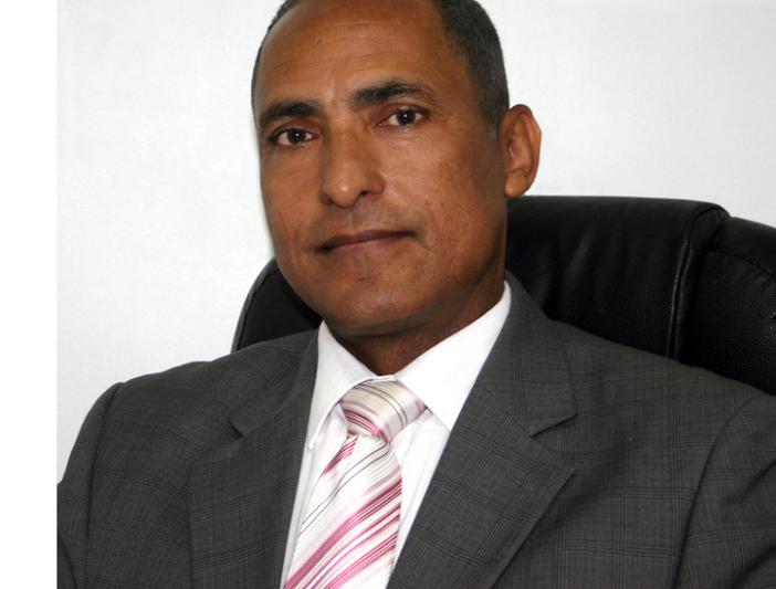 El presidente del Colegio Dominicano de Ingenieros, Arquitectos y Agrimensores (Codia), ingeniero José Espinosa. Fuente Externa.