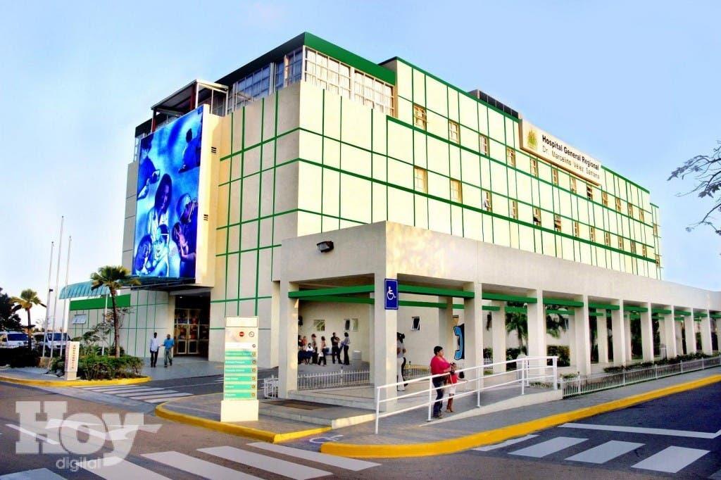 Hospital Marcelino Vélez Santana.