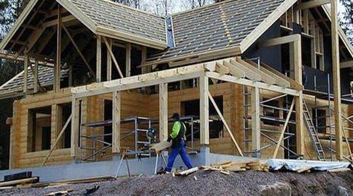 La construcción de viviendas en EEUU cae un 17% en febrero