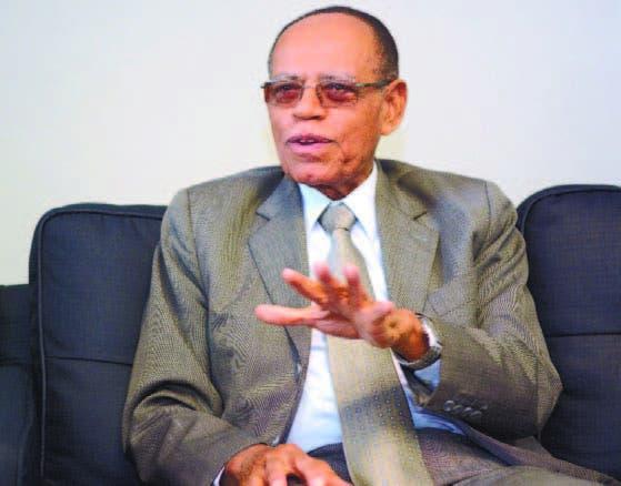 Lidio Cadet  admite «situación de dificultad» a lo interno del PLD