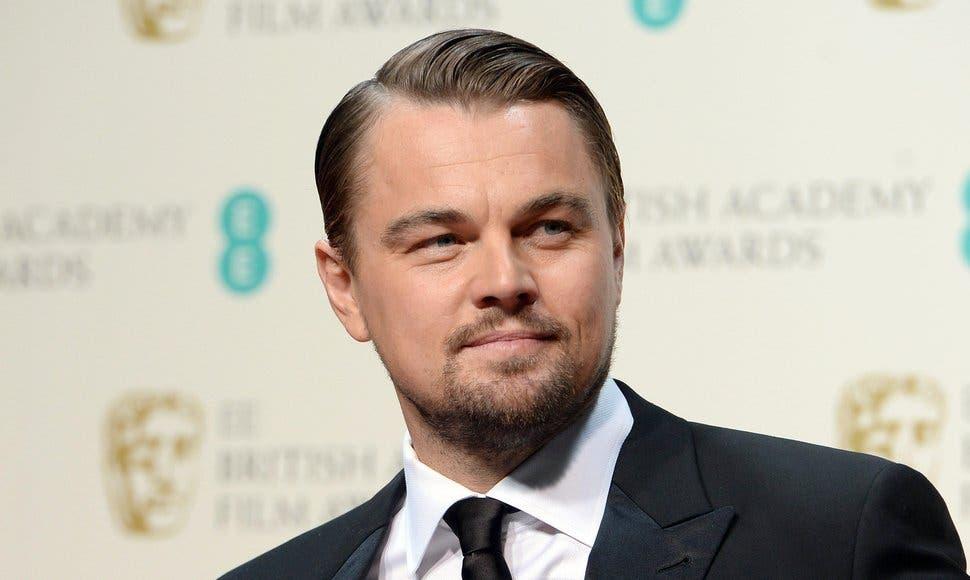 El actor Leonardo DiCaprio, archivo