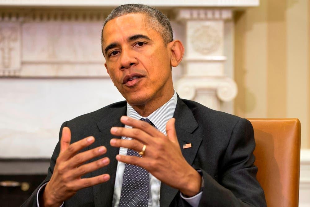 Presidente de Estados Unidos, Barack Obama . Archivo.