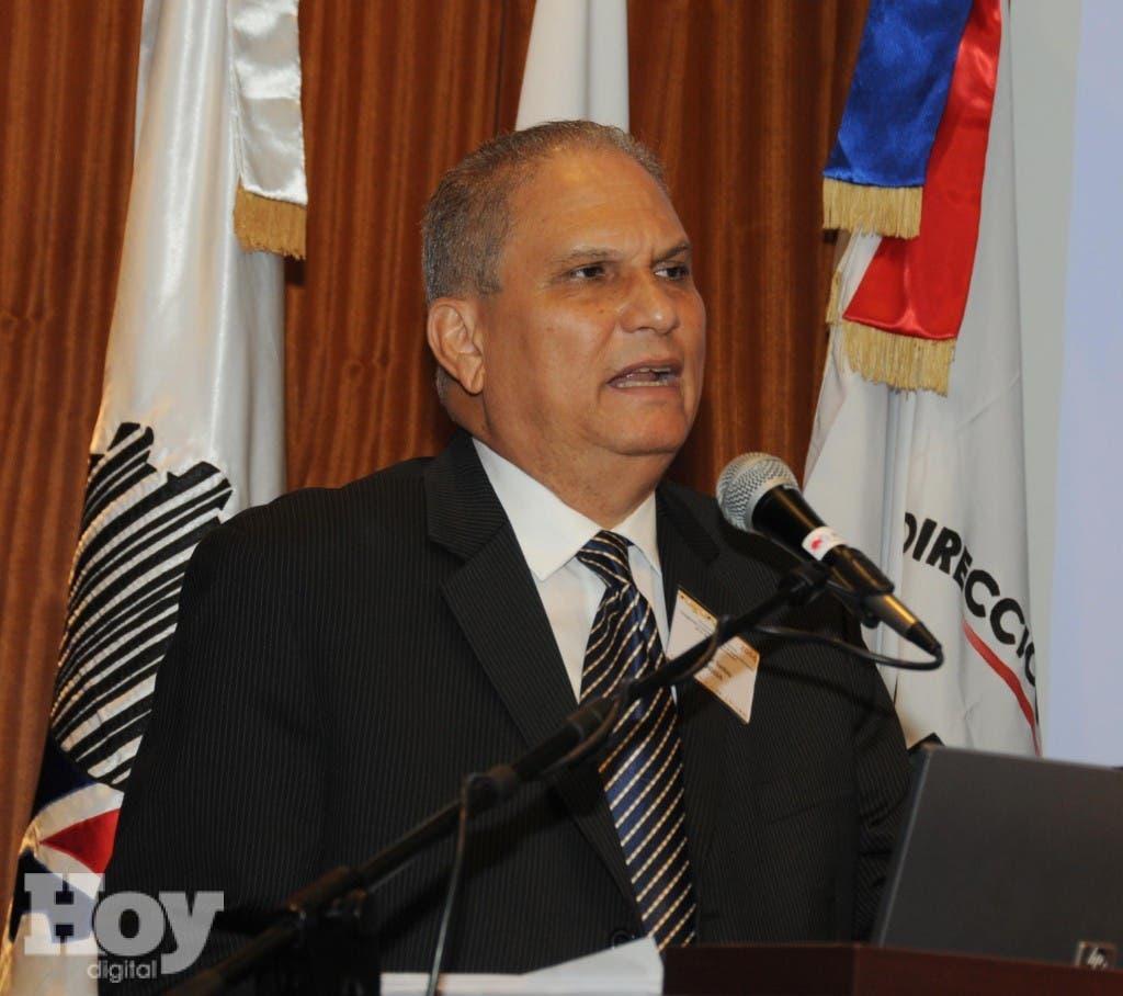 Dr. Bolivar Toribio, Director General de DIGEGA