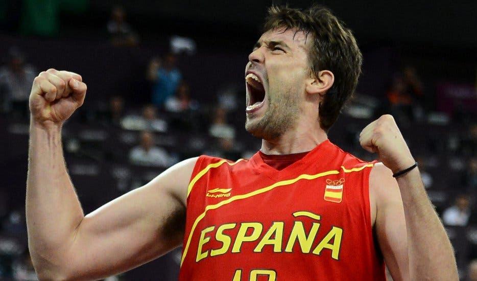 El español Marc Gasol e