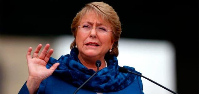 Michelle Bachelet. EFE. Archivo