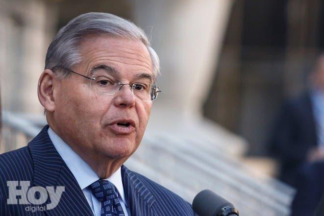 NJ Sen. Bob Menendez Arraigned On Corruption Charges