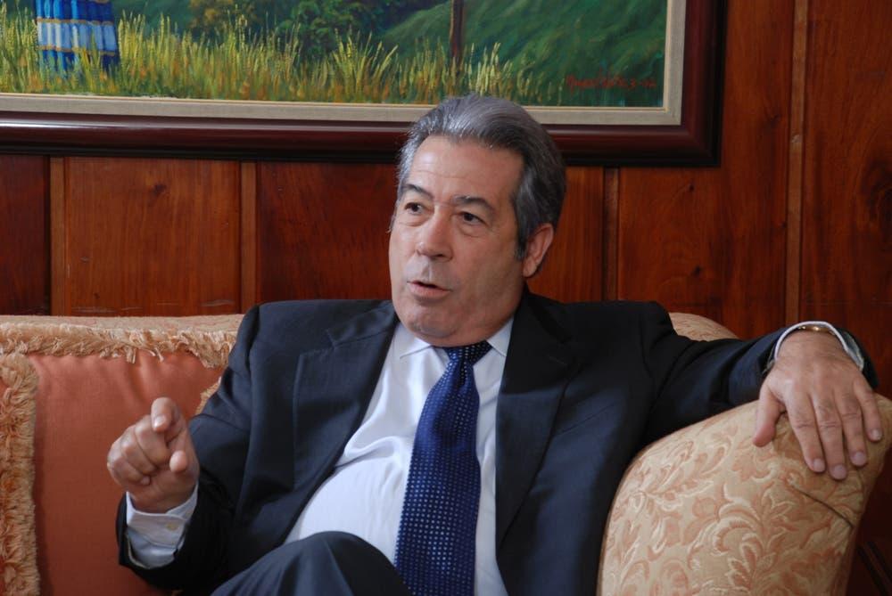 Rafael Blanco Canto. Foto de archivo HOY/ Rafael Segura.