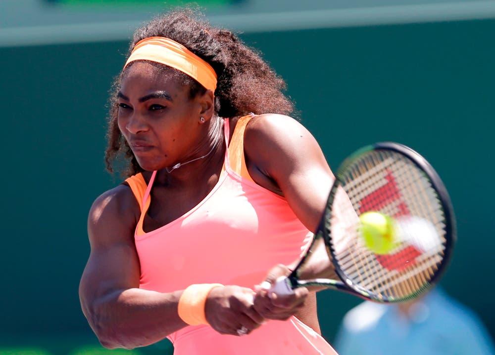 Serena Williams. Fuente externa..