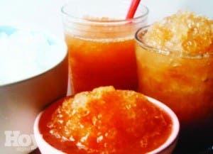 ¡Qué calor!, aproveche el tamarindo en todas sus refrescantes recetas
