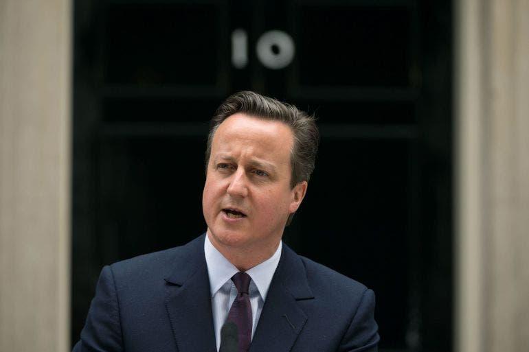 David Cameron, archivo