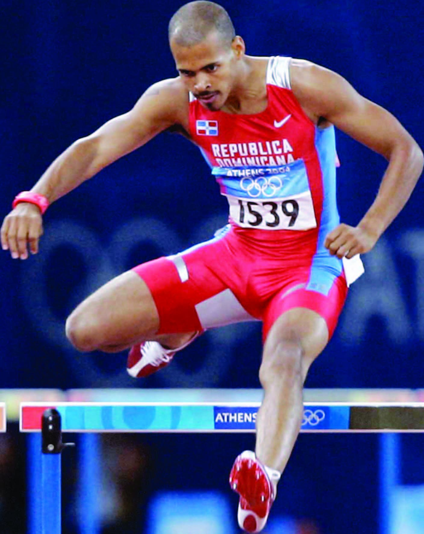 Ficha olímpica de República Dominicana