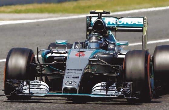 Fórmula 1 Fuente externa