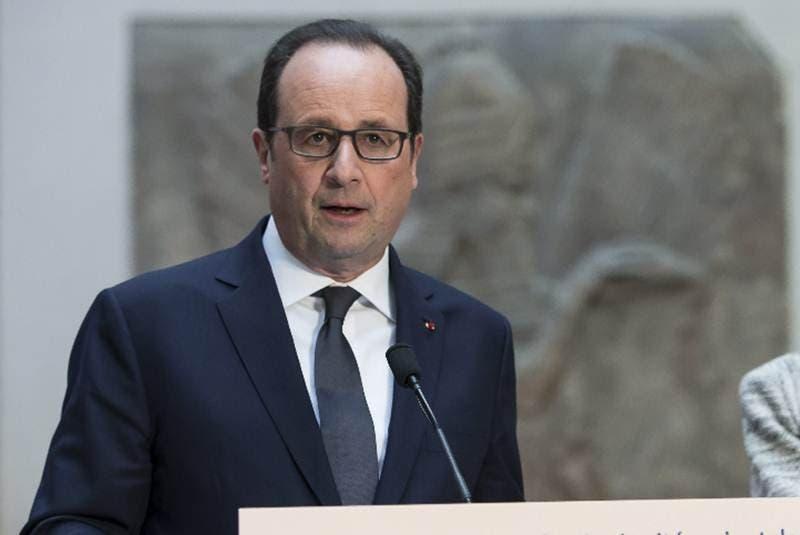 François Hollande., Presidente de Francia, Achivo