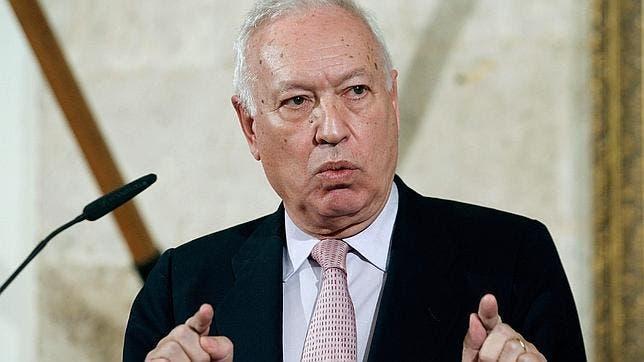 Garcia Margallo Joven Manuel García-margallo