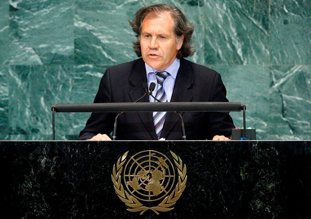 Luis Almagro.  Archivo