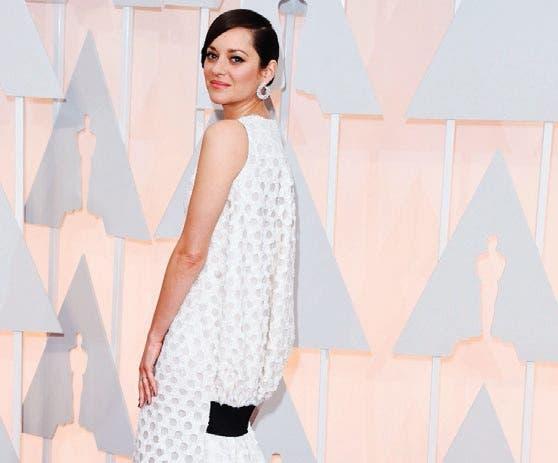 Marion Cotillard niega ser la causante del divorcio de  Angelina Jolie y Brad Pitt.