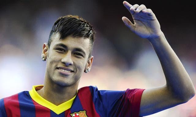 El jugador brasileño Neymar. Archivo.