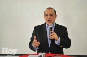 PRSC suspende a Quique Antún; Ito Bisonó será el nuevo presidente