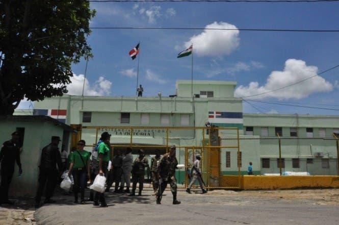 Penitenciaría Nacional de La Victoria.