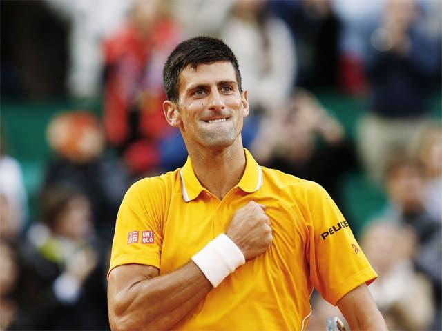 Novak Djokovic.Fuente externa.