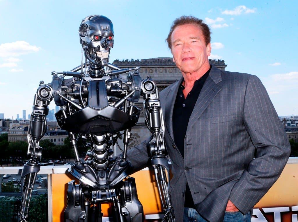 """Schwarzenegger revela detalles sobre trama y reparto de """"Terminator – Genisys"""""""