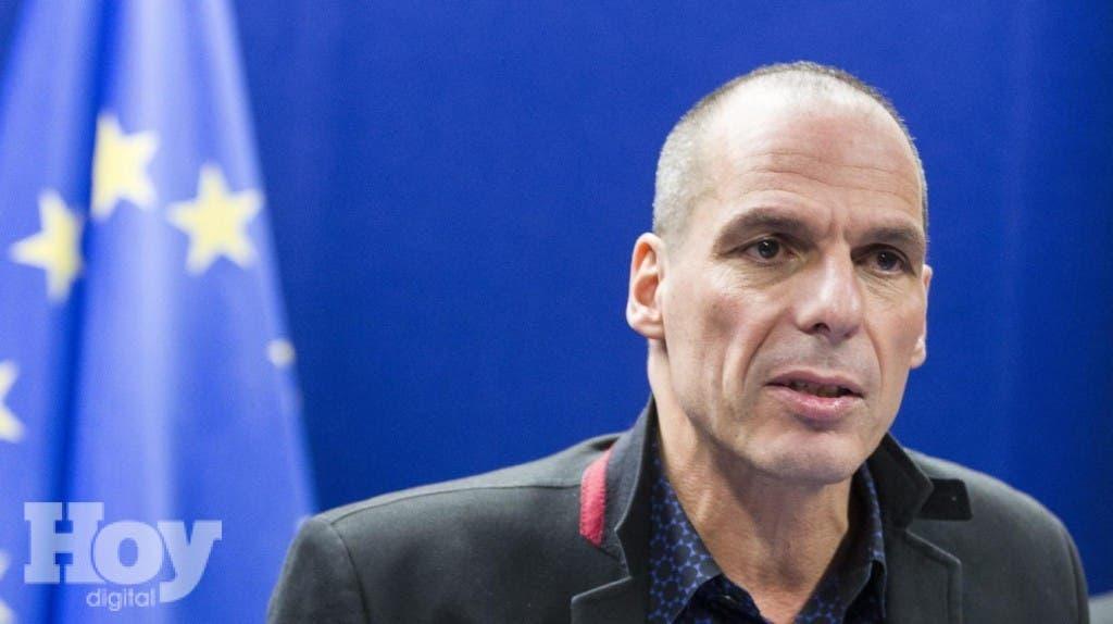 El ex ministro de Finanzas de Grecia, Yanis Varufakis.