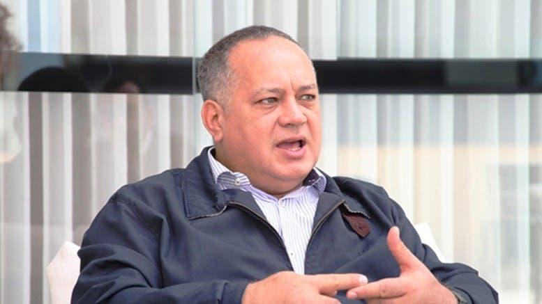 Diosdado Cabello/Fuente externa.