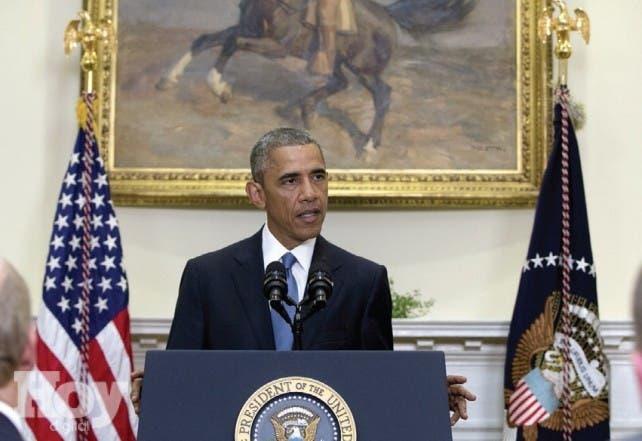 Presidente  de los Estados Unidos, Barack Obama, archivo