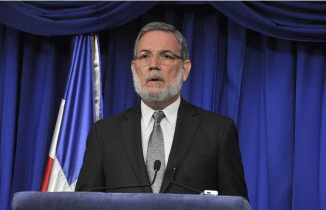 Roberto Rodríguez Marchena, portavoz de la Presidencia.