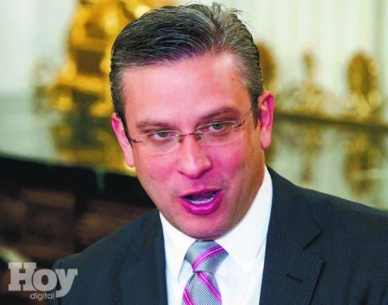 El gobernador de puerto rico alejandro garc 237 a padilla archivo