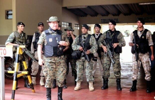 Paraguay moviliza seguridad ante masiva llegada de visitantes