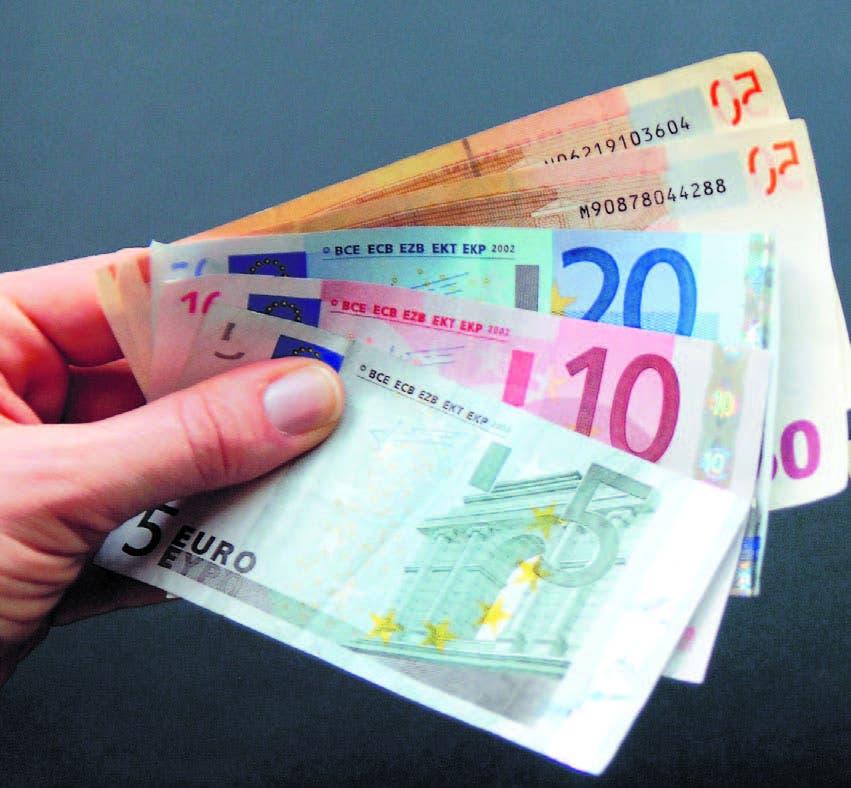 Euro. Archivo