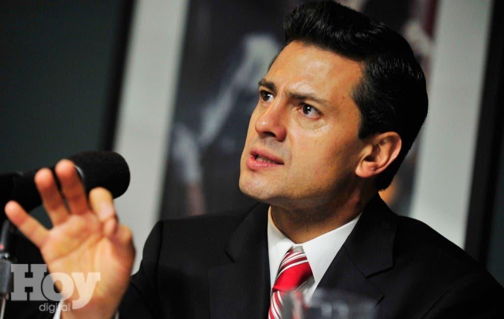 Enrique Peña Nieto, presidente de México. Fuente externa.