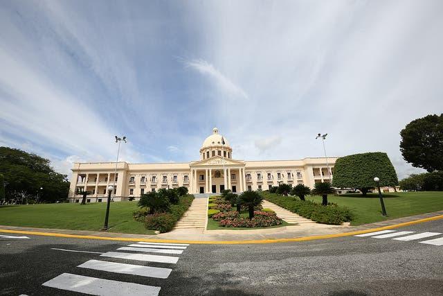 Fachada Palacio Nacional. Fuente externa.