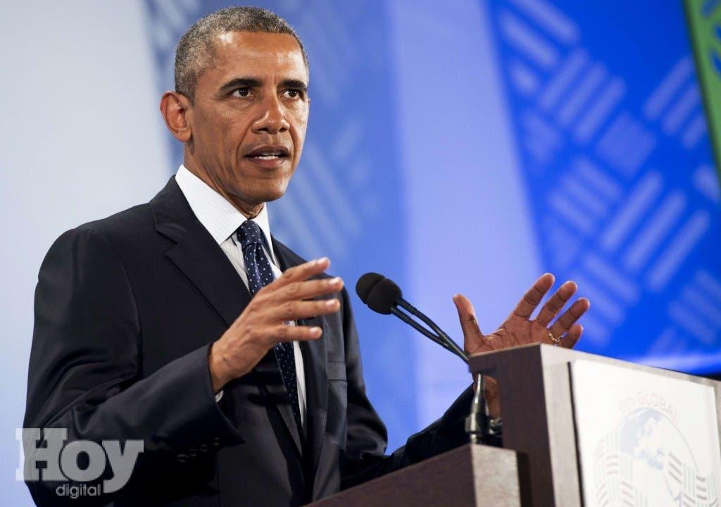 Barack Obama. AFP.