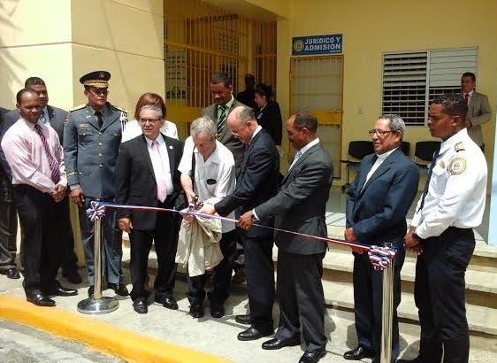 Centro de Correccion Najayo