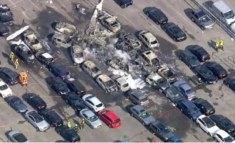Cuatro-muertos-en-un-accidente-de-avioneta-en-Inglaterra