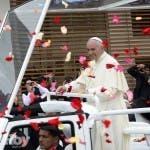 ECUADOR-POPE