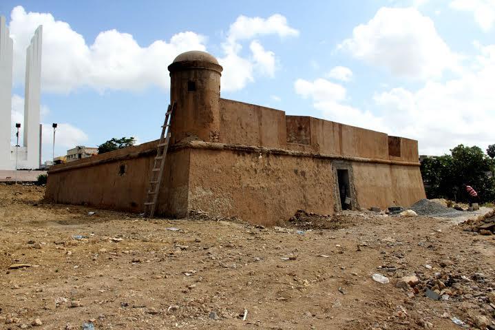 Fuerte de San Gil 3