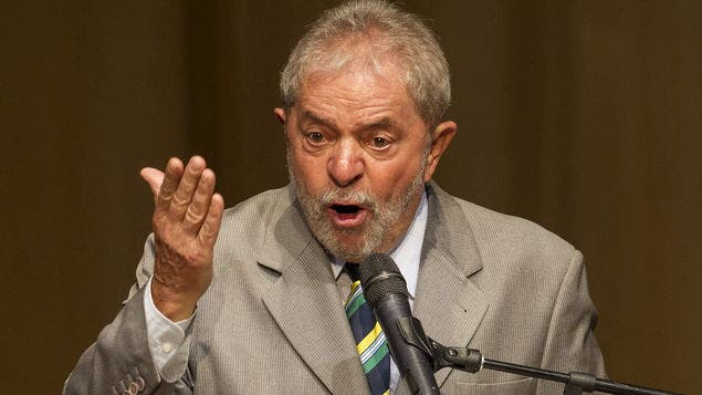 Los fiscales sospechan que Lula recibió financiamiento de la constructora Odebrecht para ayudarla a obtener contratos en América Latina, Archivo
