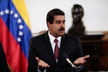 El presidente Nicolás Maduro. archivo