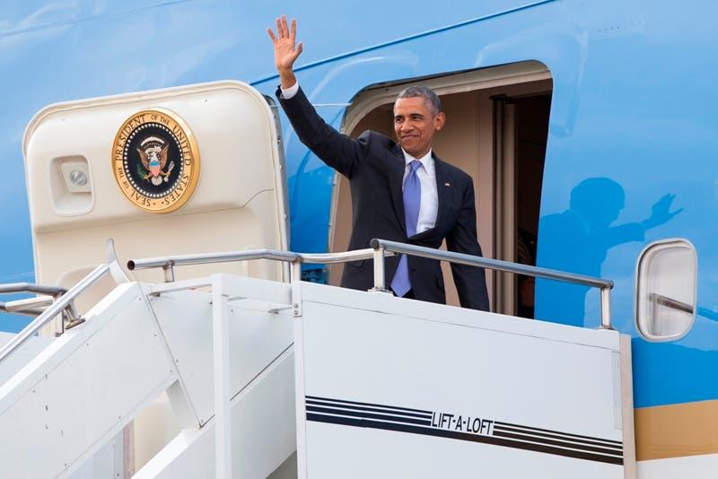 El presidente Barack Obama . Archivo