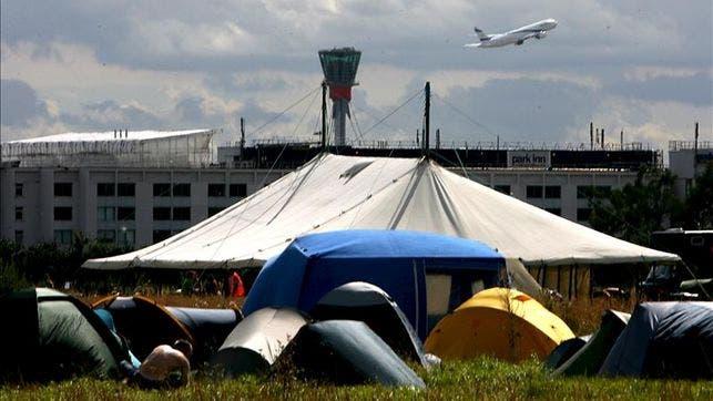 Aeronáutica Civil prohíbe uso de drones en dos actos del papa en Paraguay